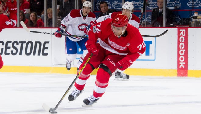 Center Andreas Athanasiou  needs to get a work visa and pass a physical before his contract takes effect.