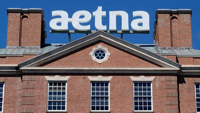 Aetna headquarters in Hartford, Conn.