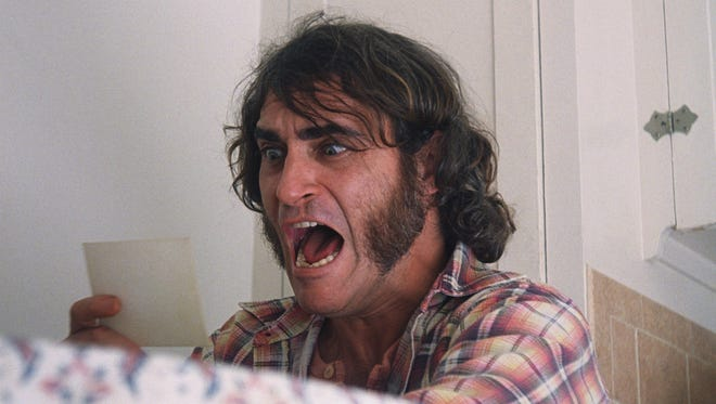 "Joaquin Phoenix stars in ""Inherent Vice,"" director Paul Thomas Anderson's adaptation of the Thomas Pynchon novel."