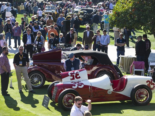 6 Can T Miss Collector Car Shows Auctions For 2017 In Metro Phoenix