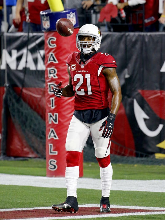Patrick Peterson has 100-yard interception wiped out by ...