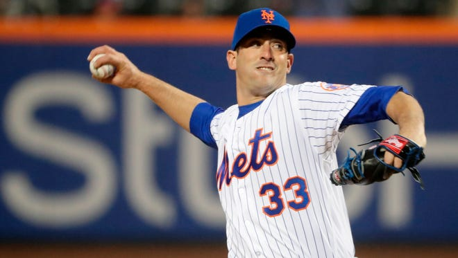 Matt Harvey's 2018 season began with promise. He pitched five shutout innings, striking out five while allowing one hit and one walk.