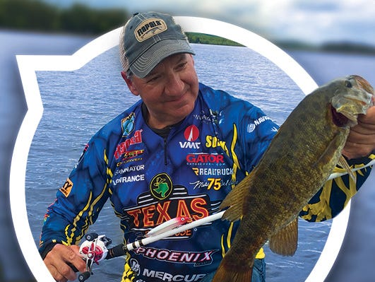 Tune in on Feb. 6 for a Facebook Live chat with Mike and a chance to WIN fishing gear.