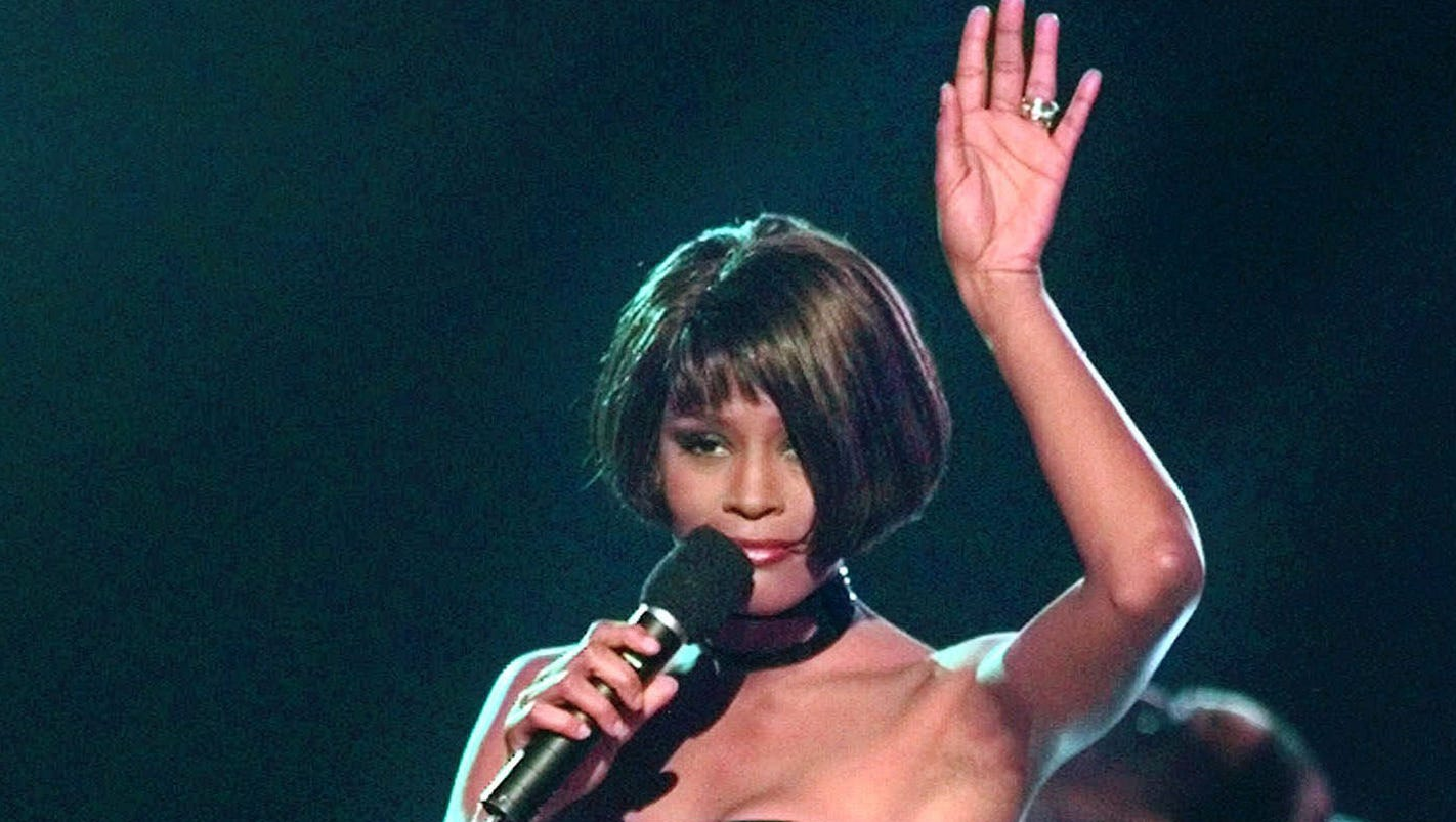 . Trailer  Showtime s Whitney Houston documentary  Can I Be Me