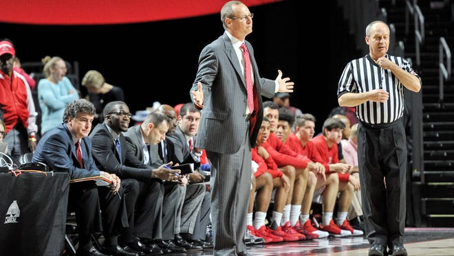 UL received an official invitation to the 2017 CollegeInsider.com Tournament, but coach Bob Marlin opted to decline that postseason invitation based on the health of his players.