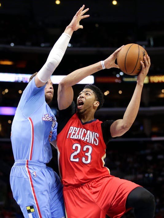 Blake Griffin, Anthony Davis