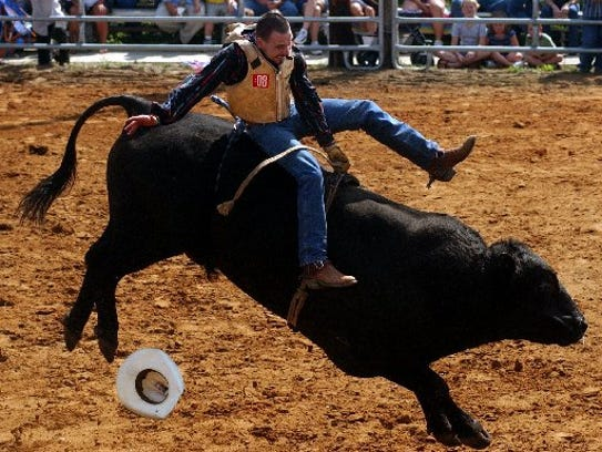 The 69th annual Indiantown Rodeo rides into Timer Powers