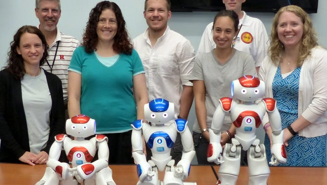 A new Robotics Elective begins this September at the Educational Services Commission of New Jersey's (ESCNJ) NuView Academy, NuView Academy Annex, and as a supplement to the Bright Beginnings Learning Center's Computer Coding Club.