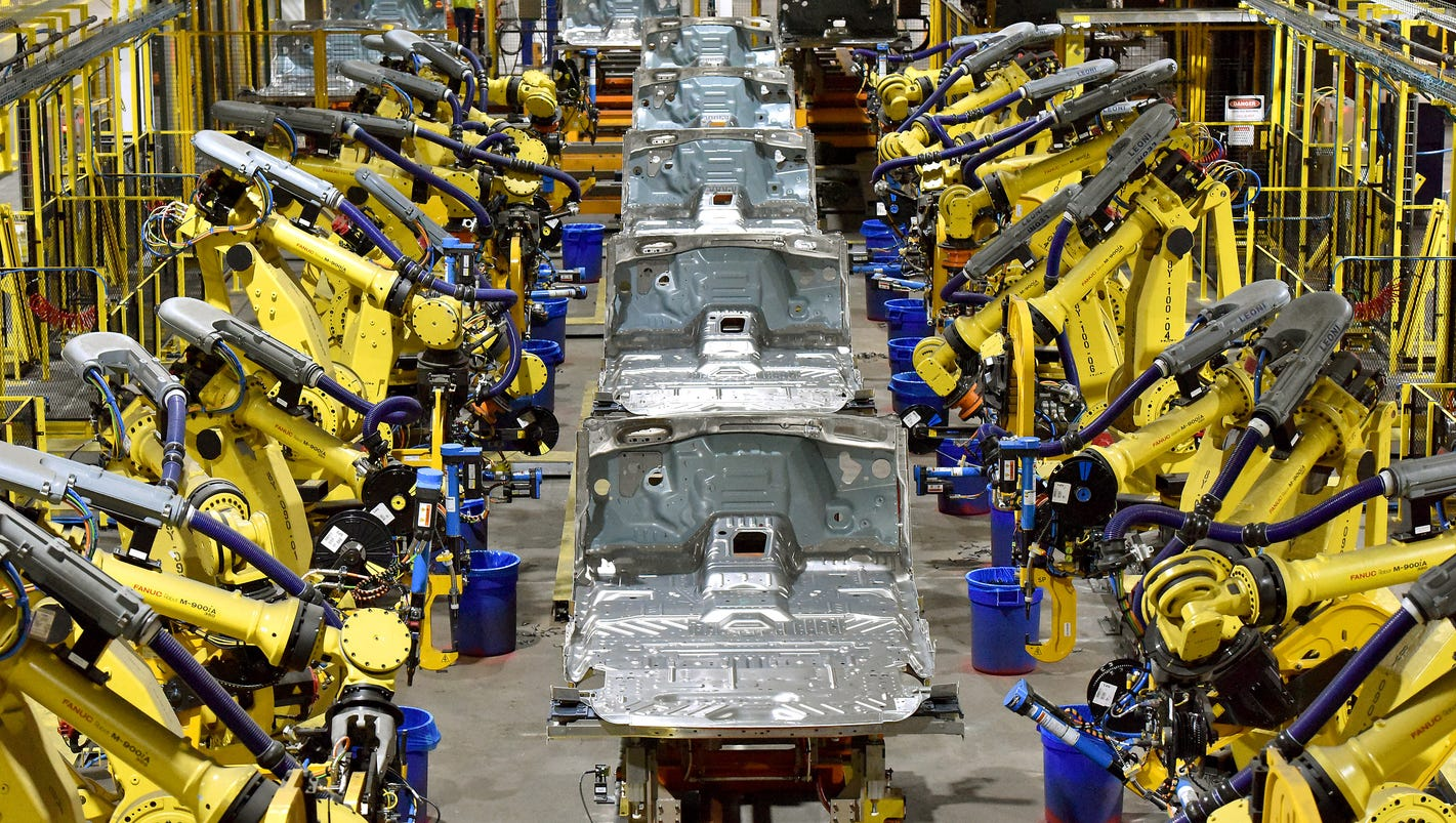 Ford boosts production as demand surges for Navigator and Expedition large SUVs