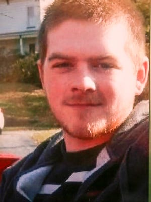 A photo of  Billy Carey of Washington Township who died of an overdose in 2013. Photo copied on August 22, 2016.