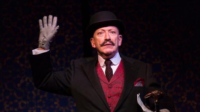 "Allan Corduner is Hercule Poirot in ""Murder on the Orient Express."""
