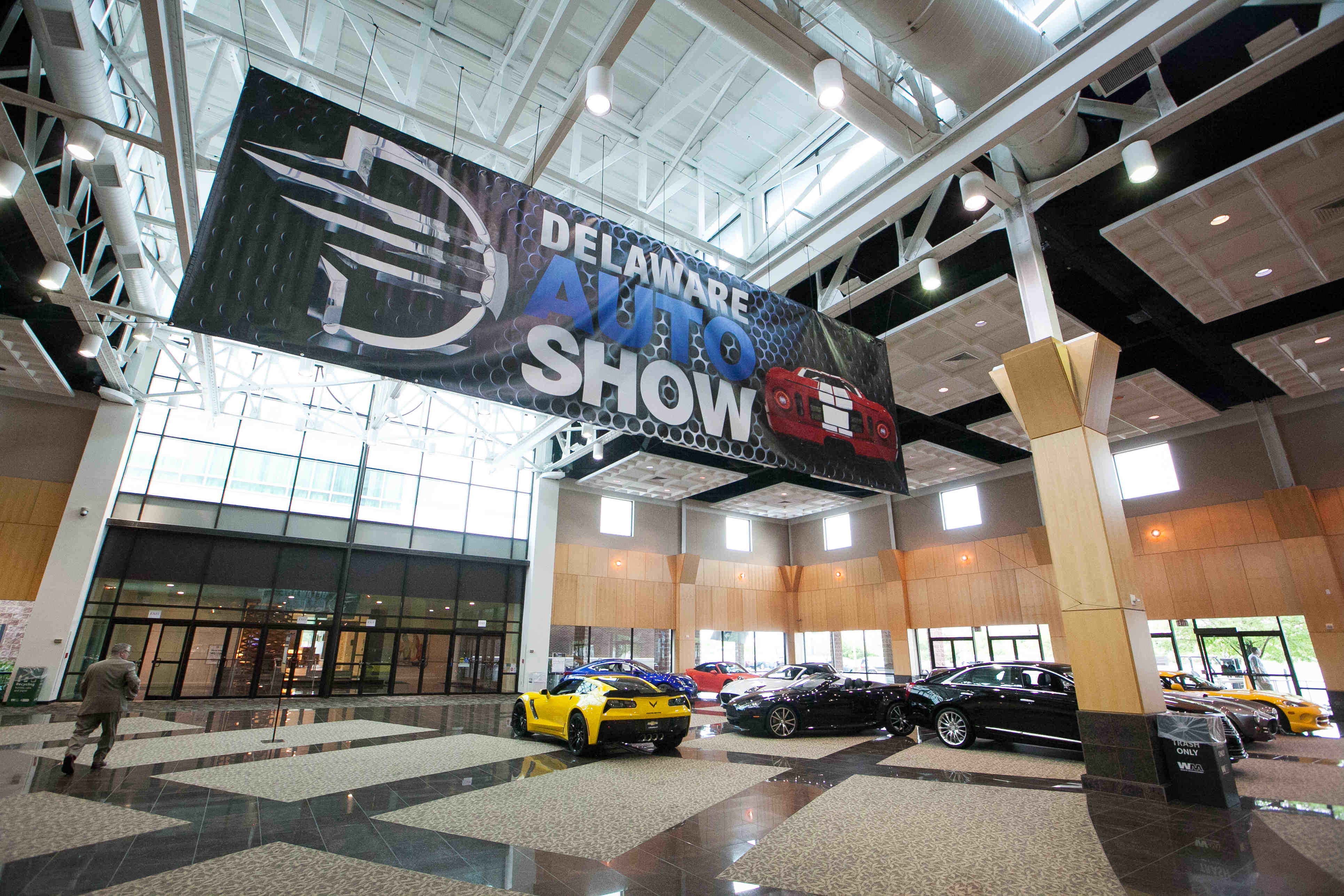 Delaware Auto Show In Wilmington Features 146 Vehicle Models
