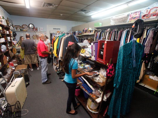 Thrift Shop at St. Peter's Episcopal Church in Spotswood is celebrating its 260 anniversary this coming new year.