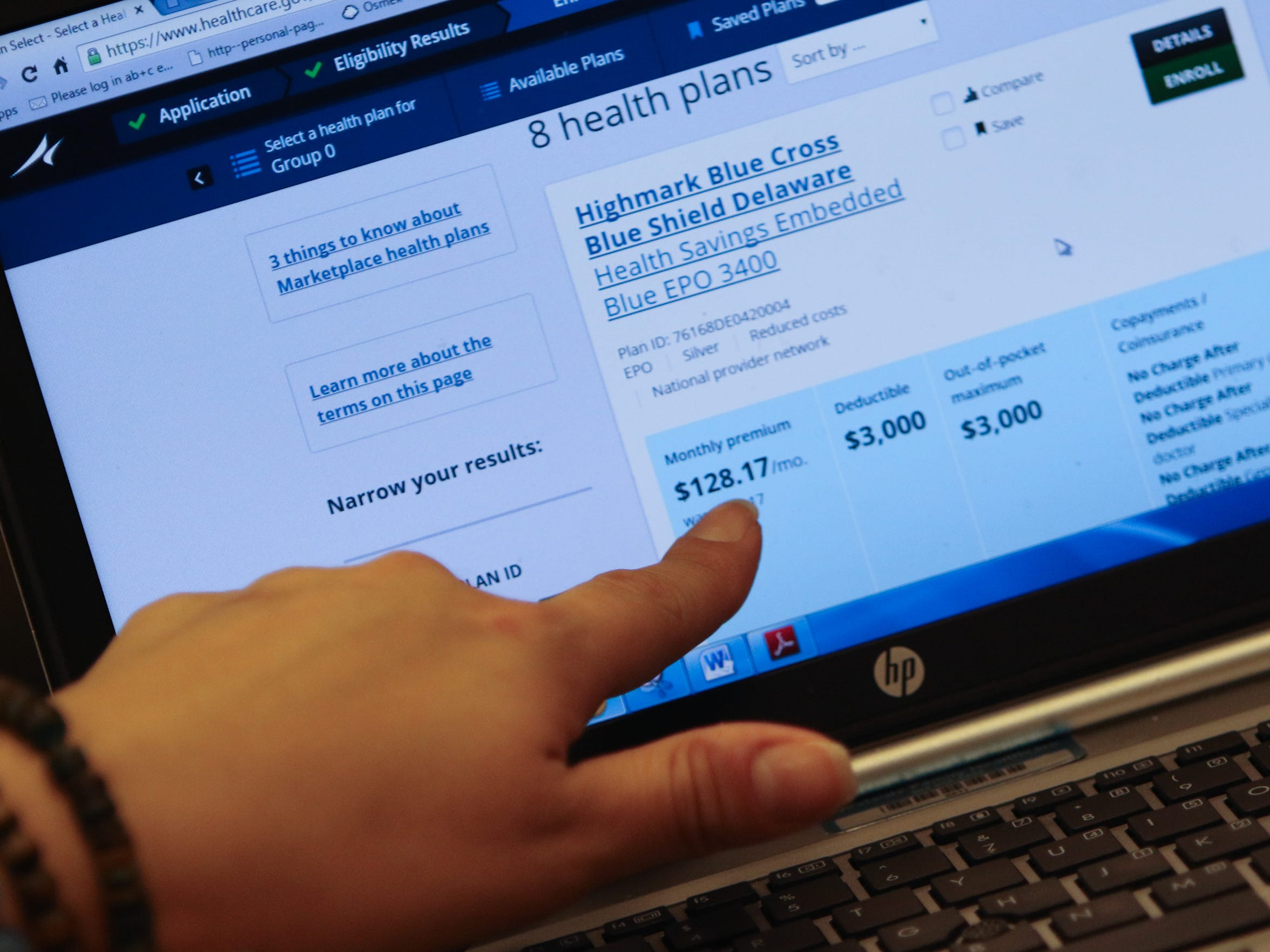 Sign up by Sunday for Obamacare coverage. Special exceptions may apply.