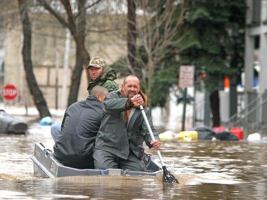 Bound Brook Flood