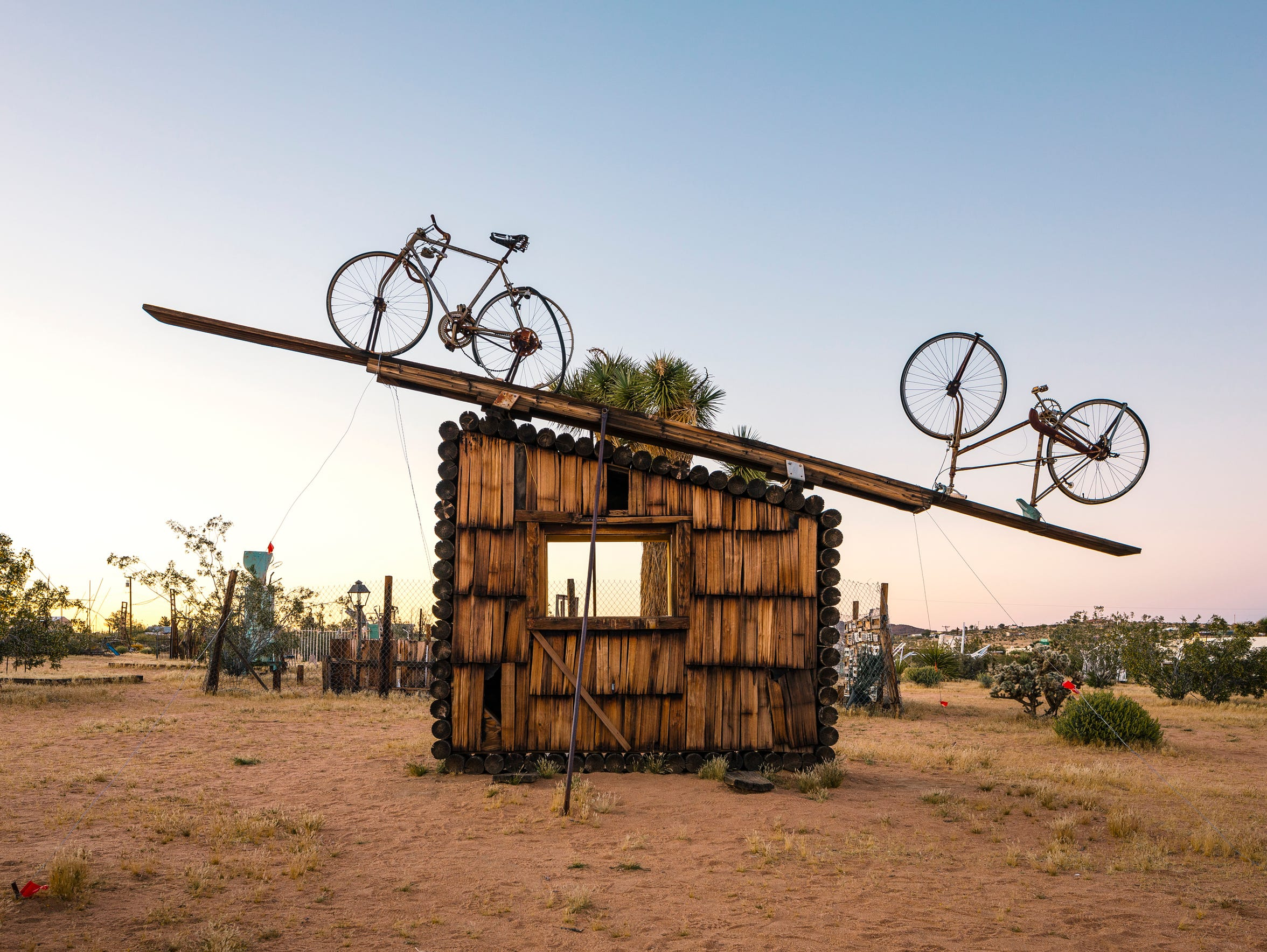 """No Contest (Bicycles)"" by Noah Purifoy"