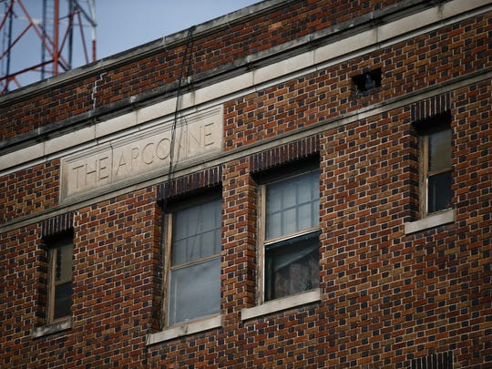 The Argonne building on Wednesday, Feb. 21, 2018, in Des Moines. The owner of the building wants to sell it to a developer who would transform the building into a boutique hotel.