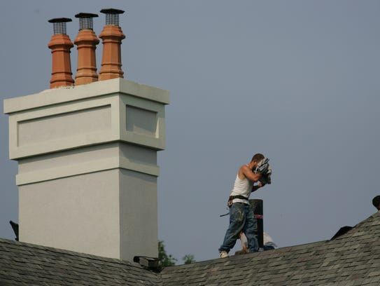 Contractors are no longer required to obtain a permit to do roofing jobs in New Jersey.