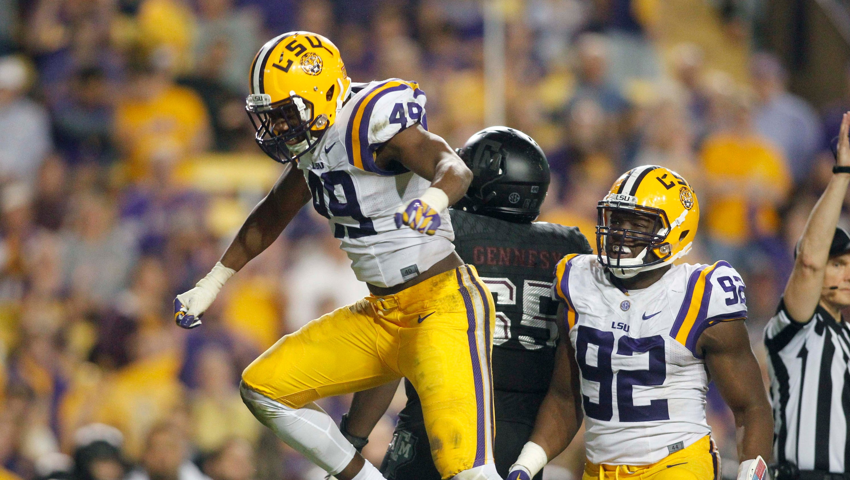 LSU defensive end Arden Key to take leave of absence
