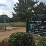 Hite Wolcott field in Ridgeland will be home to a Miracle Field once the funds are raised.
