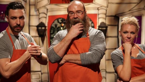 Rochester's Home Grown Adam Bierton Competes on Food Network's ...