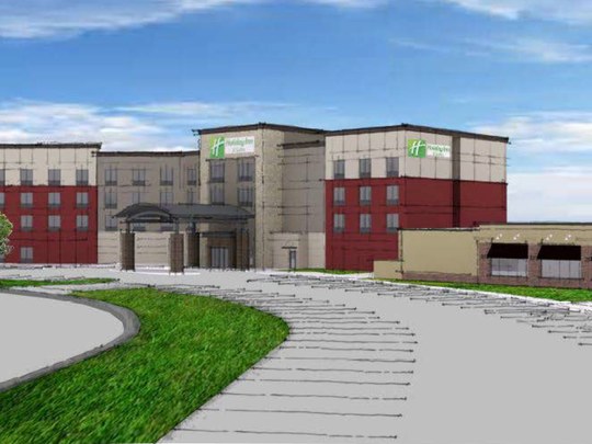 Sioux Falls is partnering with Quest Development, an Aberdeen company, to build a $13 million hotel and restaurant at Elmwood Golf Course.