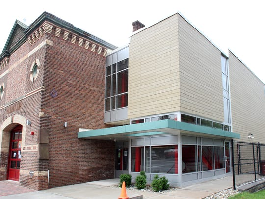 New Brunswick's new Unity Square Community Center located at 81 Remsen Ave.