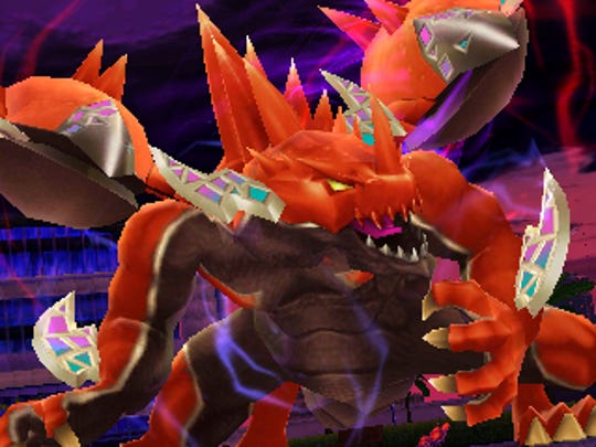 """As its name implies, dragons play a big role in """"7th Dragon III: Code VFD."""""""