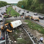Student, teacher killed in Paramus school bus crash on Route 80 in Mount Olive
