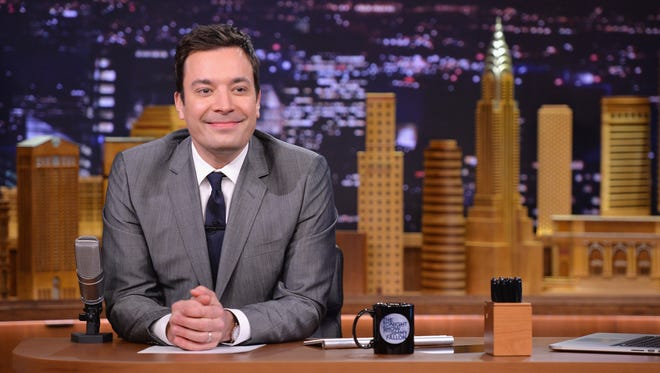 """Tickets for the Phoenix taping of """"The Tonight Show Starring Jimmy Fallon"""" will be released on Wednesday, Jan. 14."""