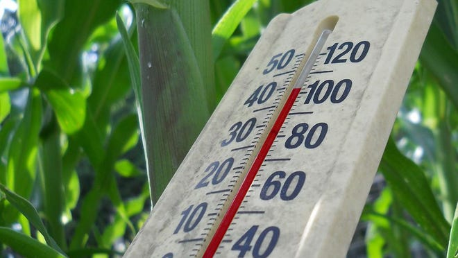 Middle Tennessee may not see any relief from the heat wave until the weekend, said National Weather Service meteorologist John Cohen.