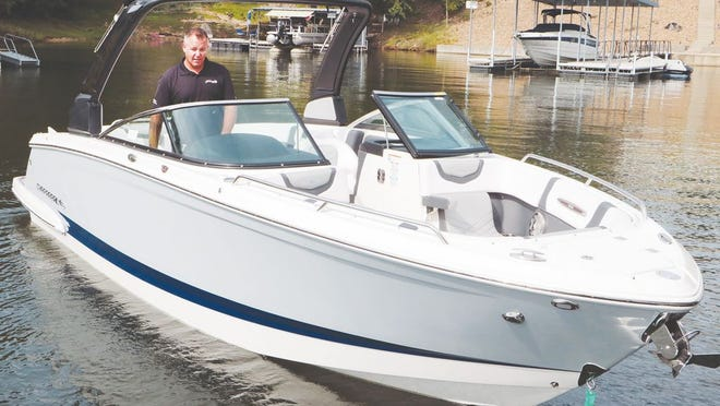 Boating is a great way to escape from the city and the many stresses COVID has created.