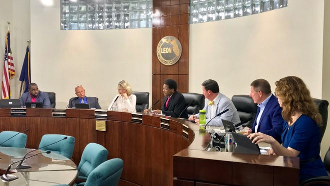 Leon County commissioners hold a budget workshop Tuesday.