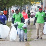 Autumn citywide Brightside cleanup Saturday