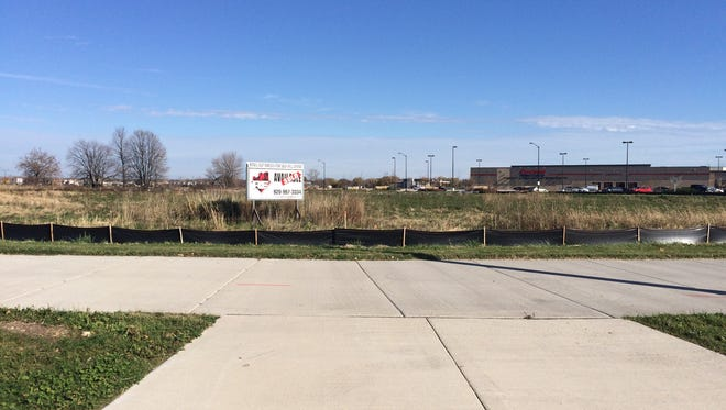 Developers have submitted project plans for two developments in front of Costco.