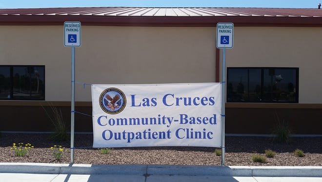 The Las Cruces Community-Based Outpatient Clinic, 3401 Del Rey Boulevard, opened for the first time for clients on April 25, 2018.