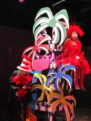 Seussical is being presented to school children this week, and has two sold out performances this weekend at the Wetumpka Depot.