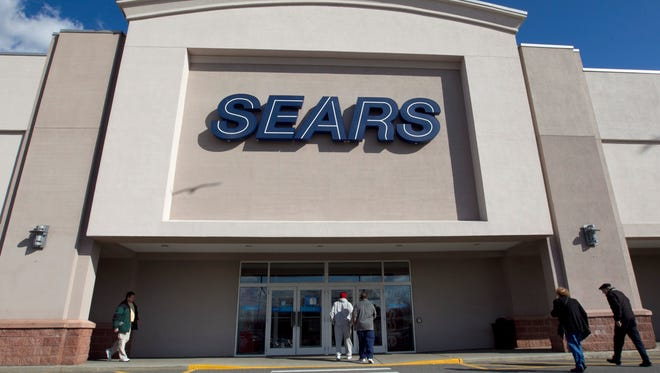 Sears store.