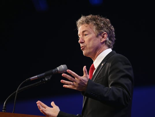 Rand paul takes to senate floor to protest patriot act renewal for 16th floor paul kelly