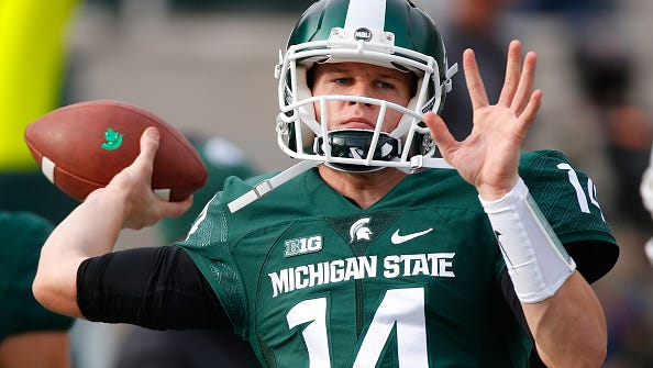 The Brian Lewerke era at Michigan State begins against Bowling Green. So much has been said. Now it's time to see what Lewerke's got.