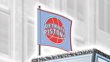 Pistons pursue your tax dollars