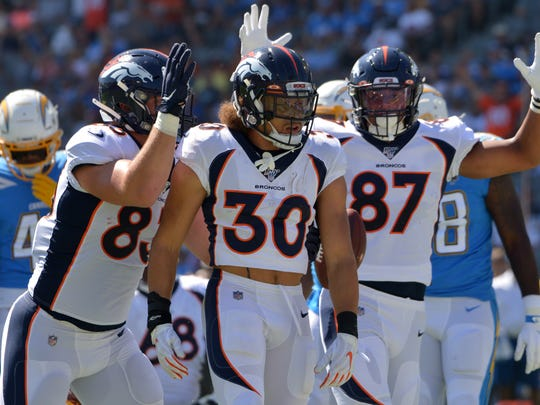 Winners and losers from Broncos' win over Chargers