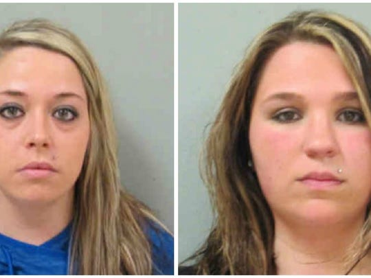 Megan Marie Penney, 26 of Clermont and Paige Lynn Johanningmeier,