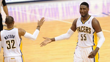 IndySportsDay: 'Nobody expected (Hibbert's) going to go off like that'