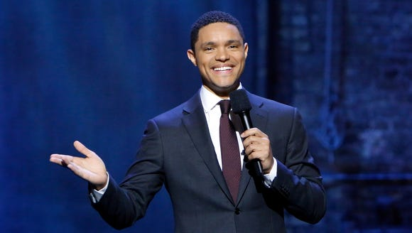 Trevor Noah at Chicago's Athenaeum Theatre for 'The