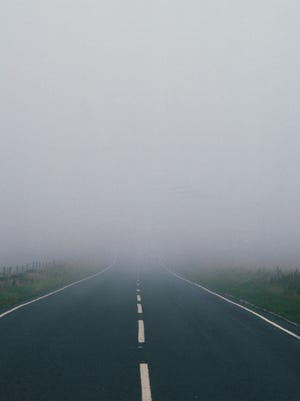 A dense fog advisory has been issued today