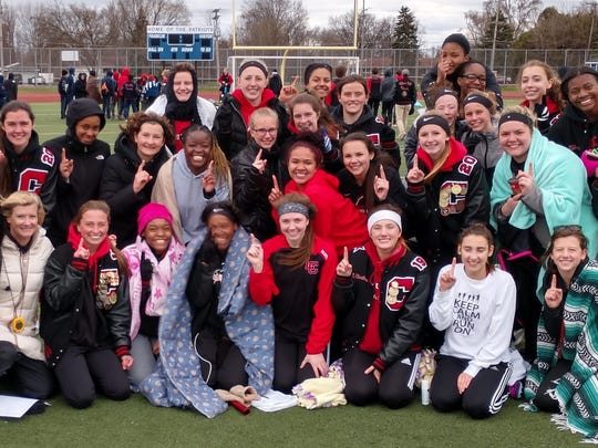 The Churchill girls track and field team head into the 2nd Annual New Balance Invitational as the defending champs.