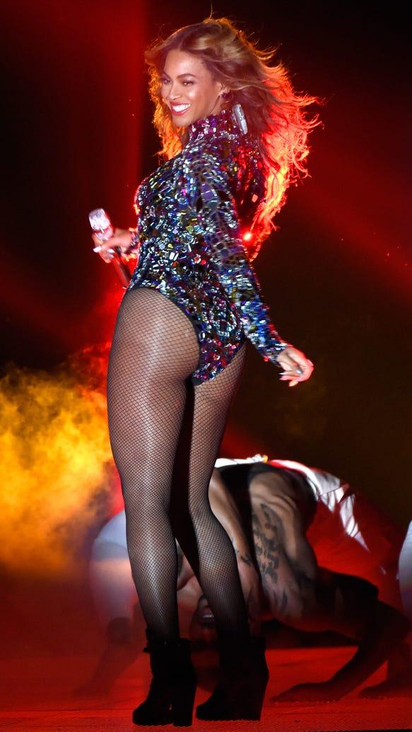 Beyonce Commando Mtv Vmas No Underwear