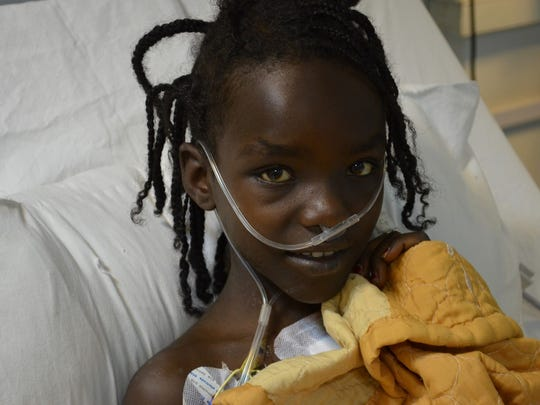 Ten-year-old Kuri was one of six children who underwent heart surgery in Addis Ababa, Ethiopia, performed by Great Falls surgeon Dr. Roberto Amado-Cattaneo and Missoula surgeon Dr. Stephen Tahta.