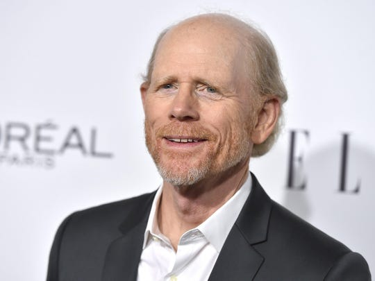 Ron Howard says filmmakers are committed to finding